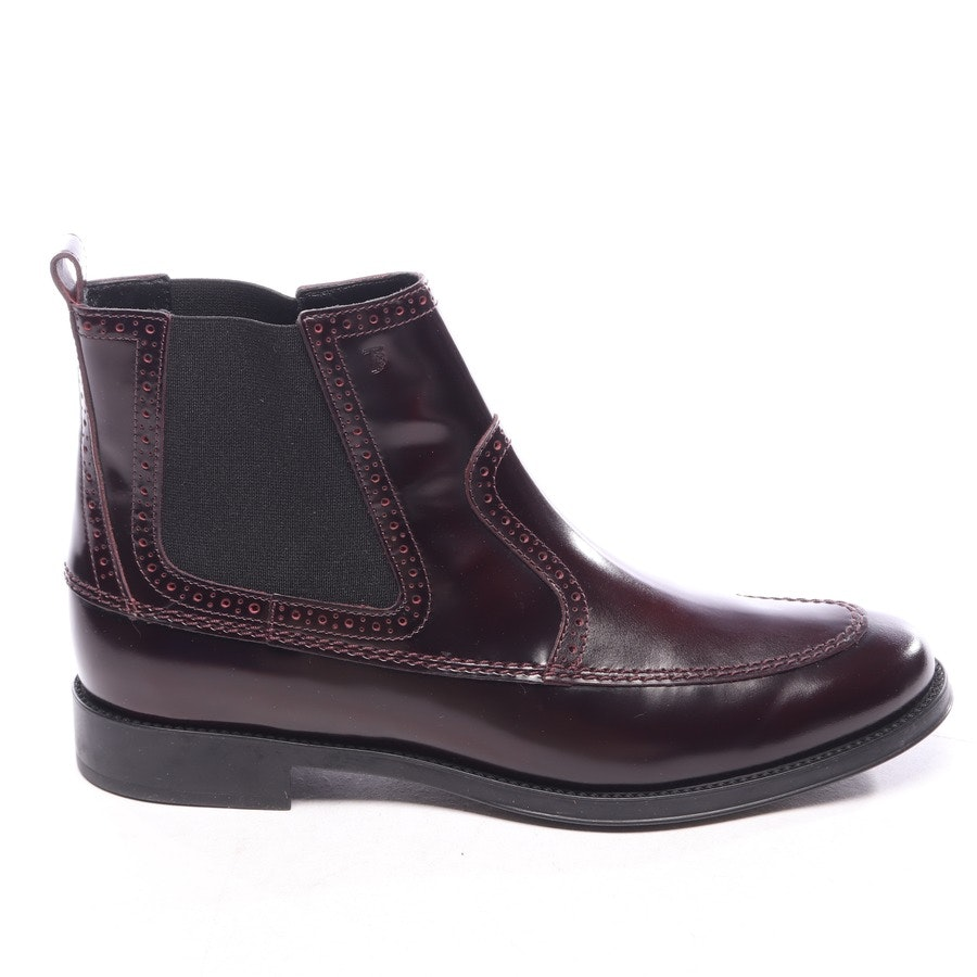 ankle boots from Tod´s in auburn size EUR 40 - new