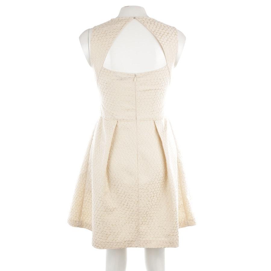 Kleid von Tara Jarmon in Beige Gr. 38 FR 40