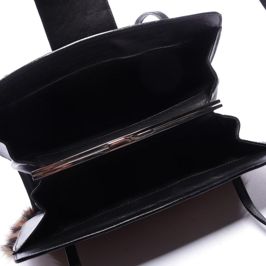 Handtasche von Dolce & Gabbana in Braun und Schwarz