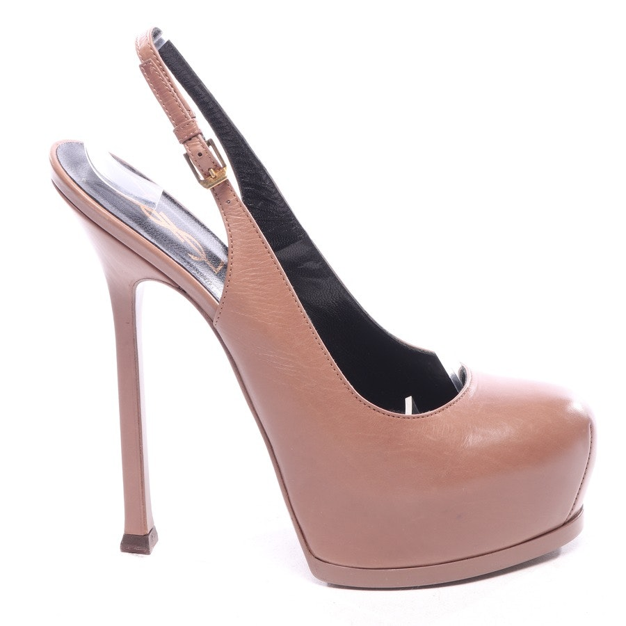 pumps from Saint Laurent in brown size EUR 37,5 - new