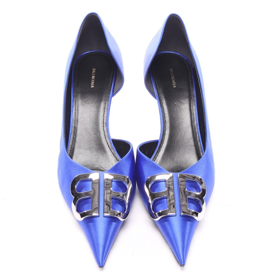 pumps from Balenciaga in cyan blue size EUR 41 - new