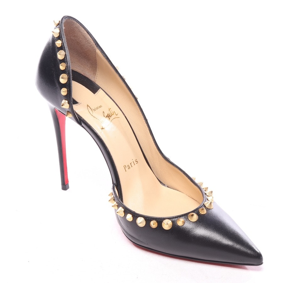 pumps from Christian Louboutin in black size EUR 37