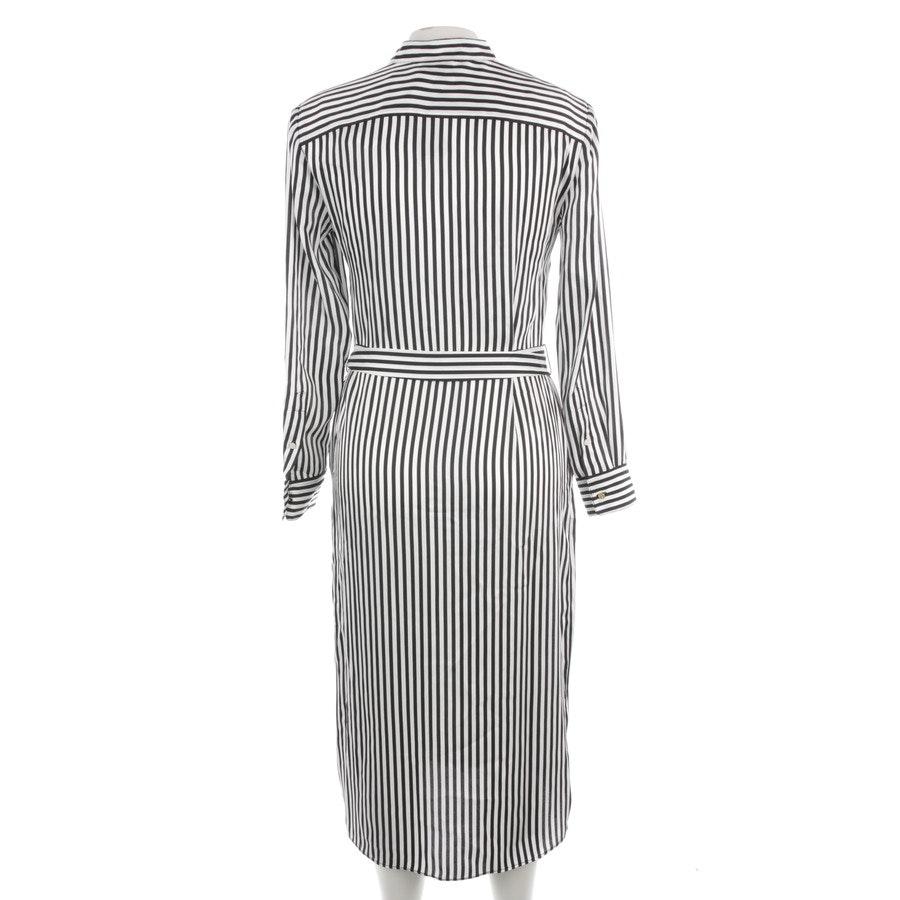 Jerseykleid von Lauren Ralph Lauren in Schwarz und Weiß Gr. 30 US 0 - Neu