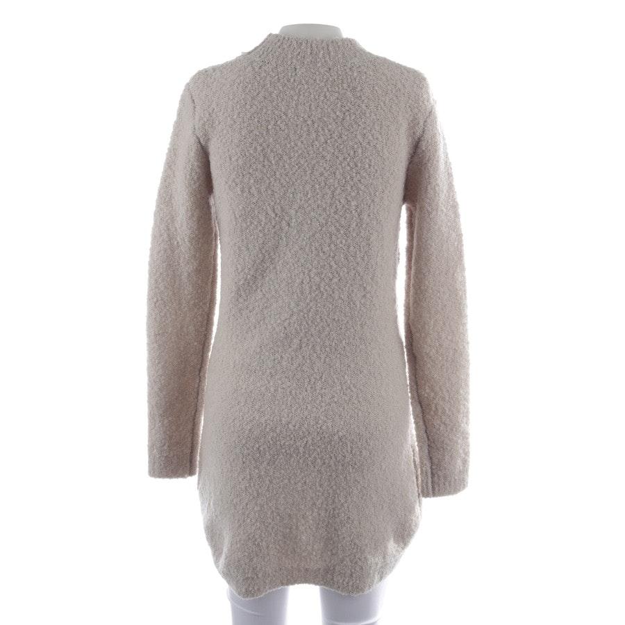 Kleid von Tigha in Cremeweiß Gr. S