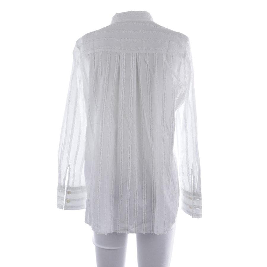 Bluse von Marc Cain in Weiß Gr. M