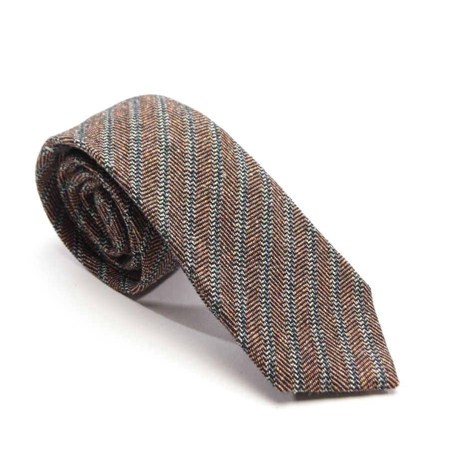 ties from Gucci in brown and blue