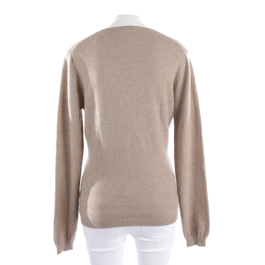 knitwear from FTC Cashmere in brown mottled size M