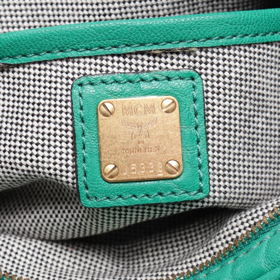 Abendtasche von MCM in Grün
