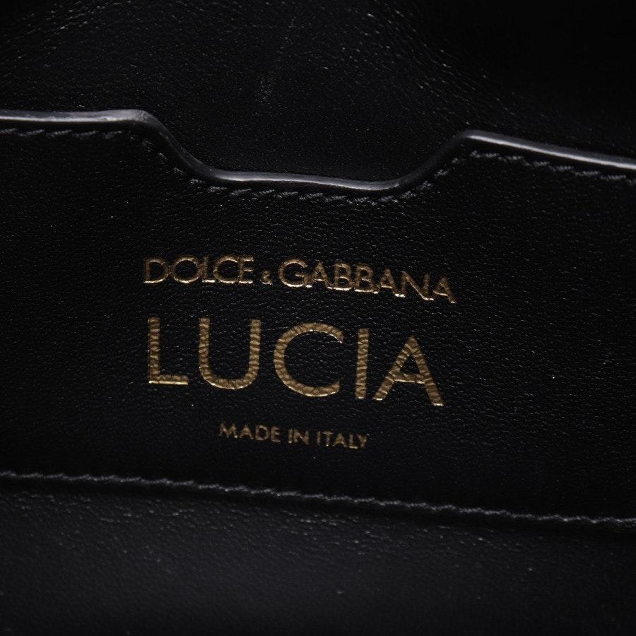 Umhängetasche von Dolce & Gabbana in Schwarz - Neu - Lucia