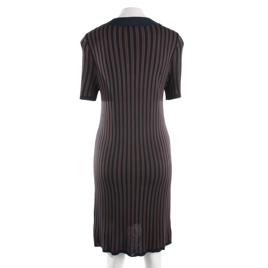 dress from A.P.C in dark blue and brown size S