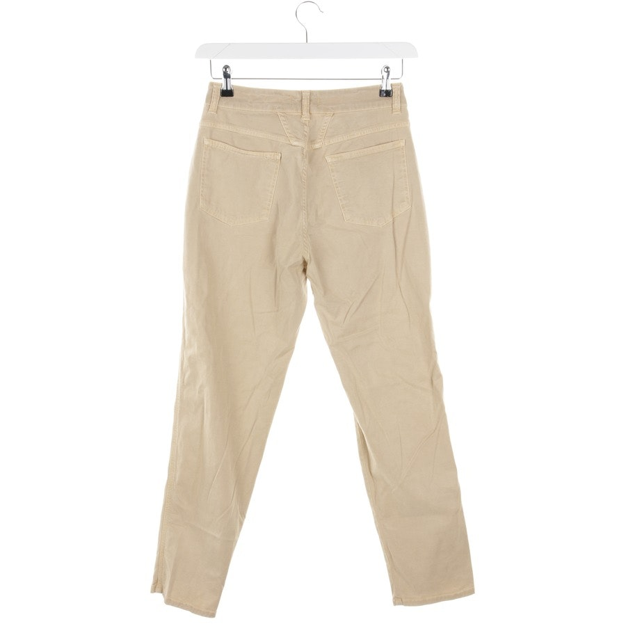 trousers from Closed in beige size 42