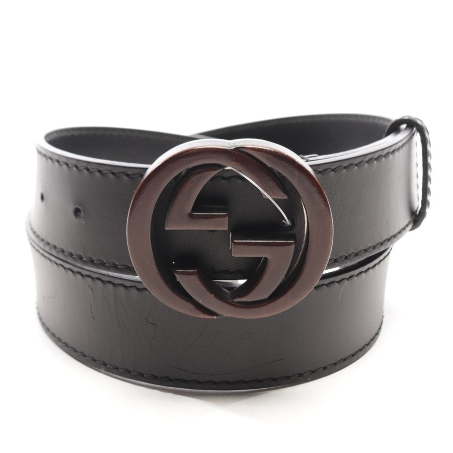 belt from Gucci in black size 95 cm
