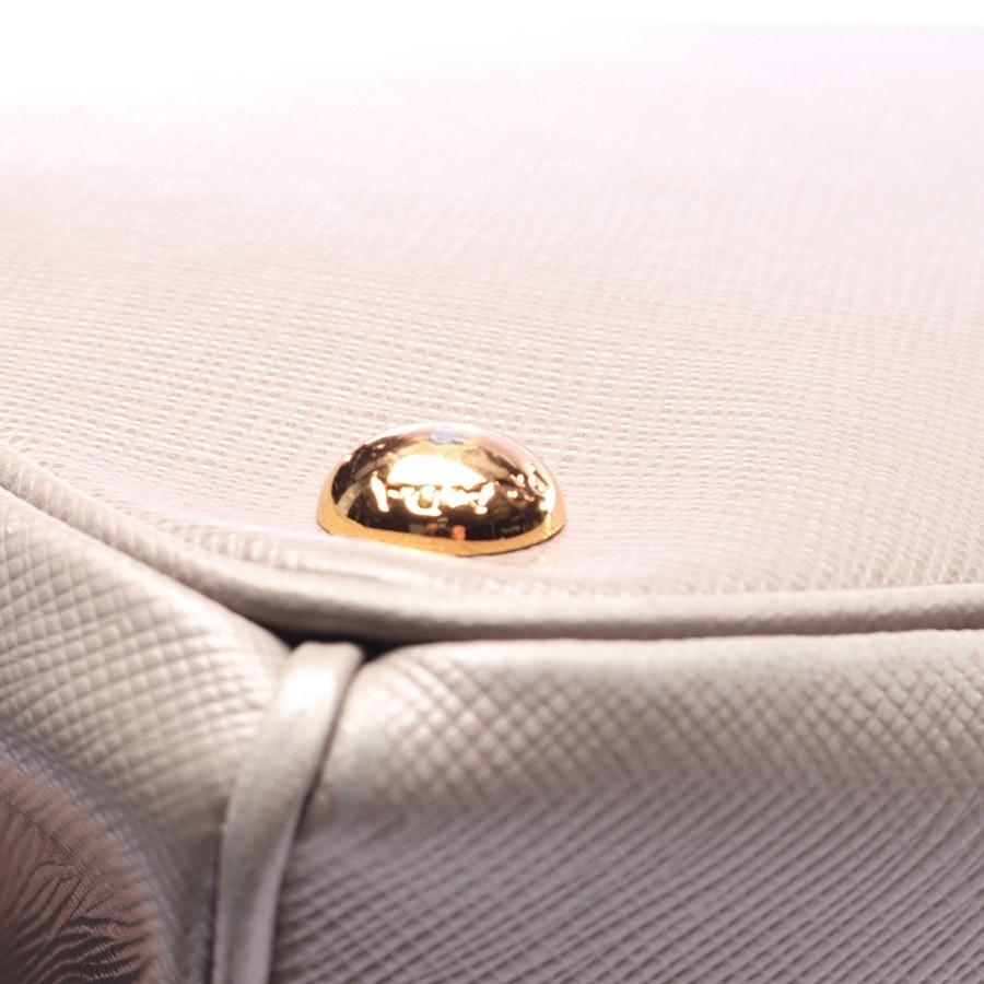 handbag from Prada in grey
