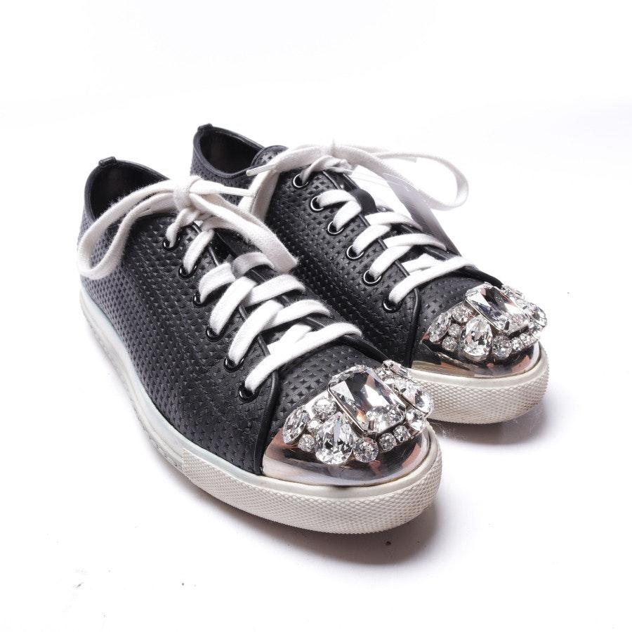 Sneaker von Miu Miu in Schwarz Gr. EUR 37