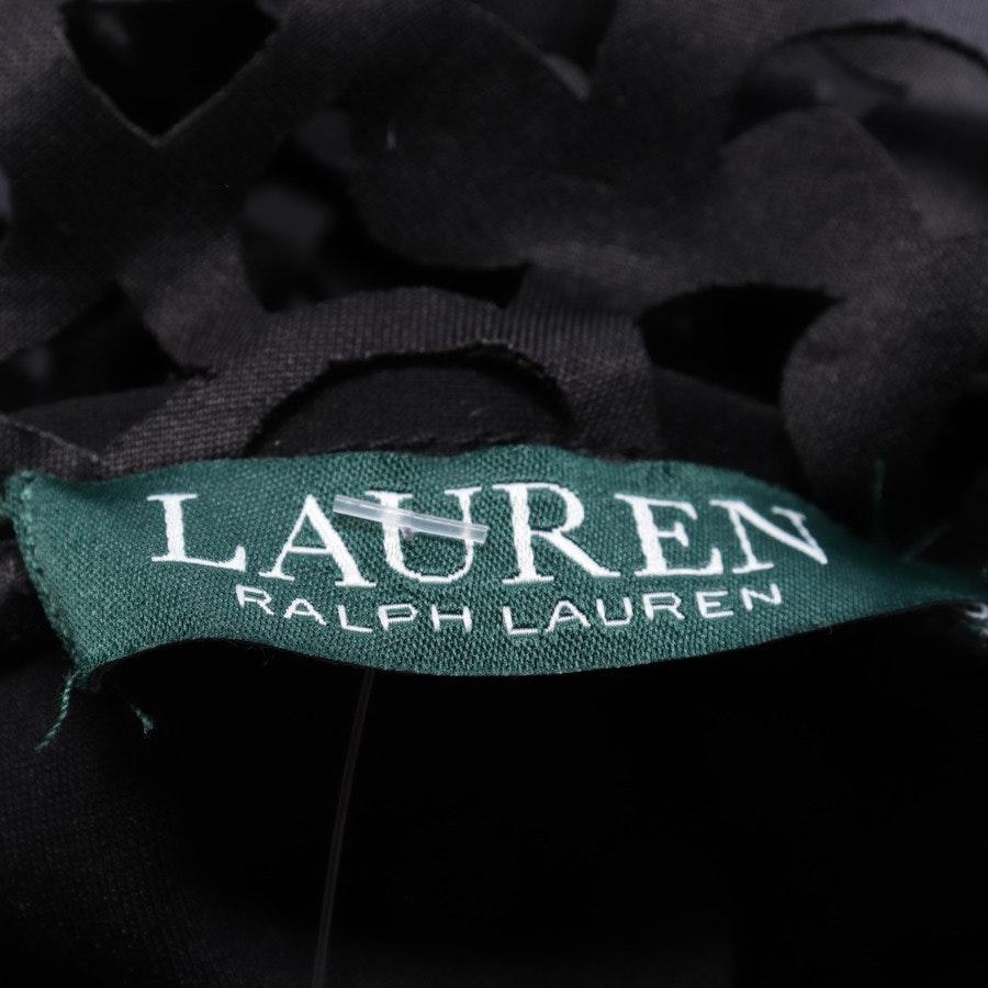 Cocktailkleid von Lauren Ralph Lauren in Schwarz Gr. 32 US 2