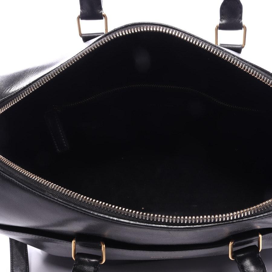 Handtasche von Saint Laurent in Schwarz - Duffle