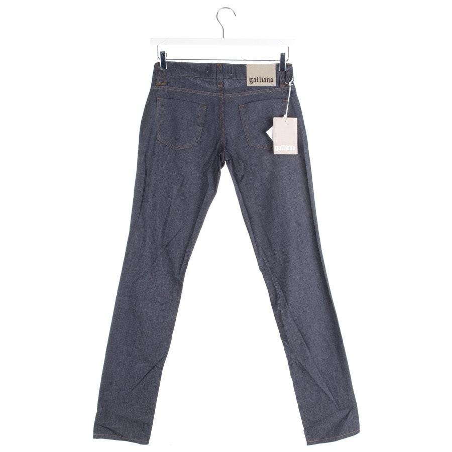 Jeans von John Galliano in Dunkelblau Gr. W29 - NEU!