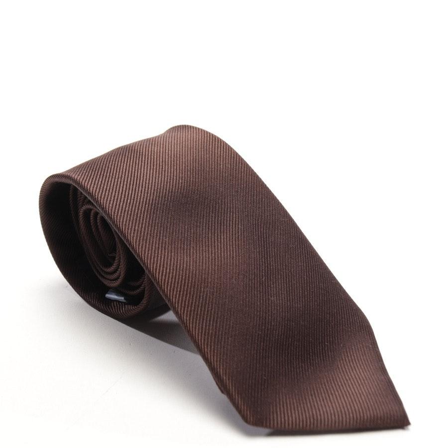 ties from Gant in brown