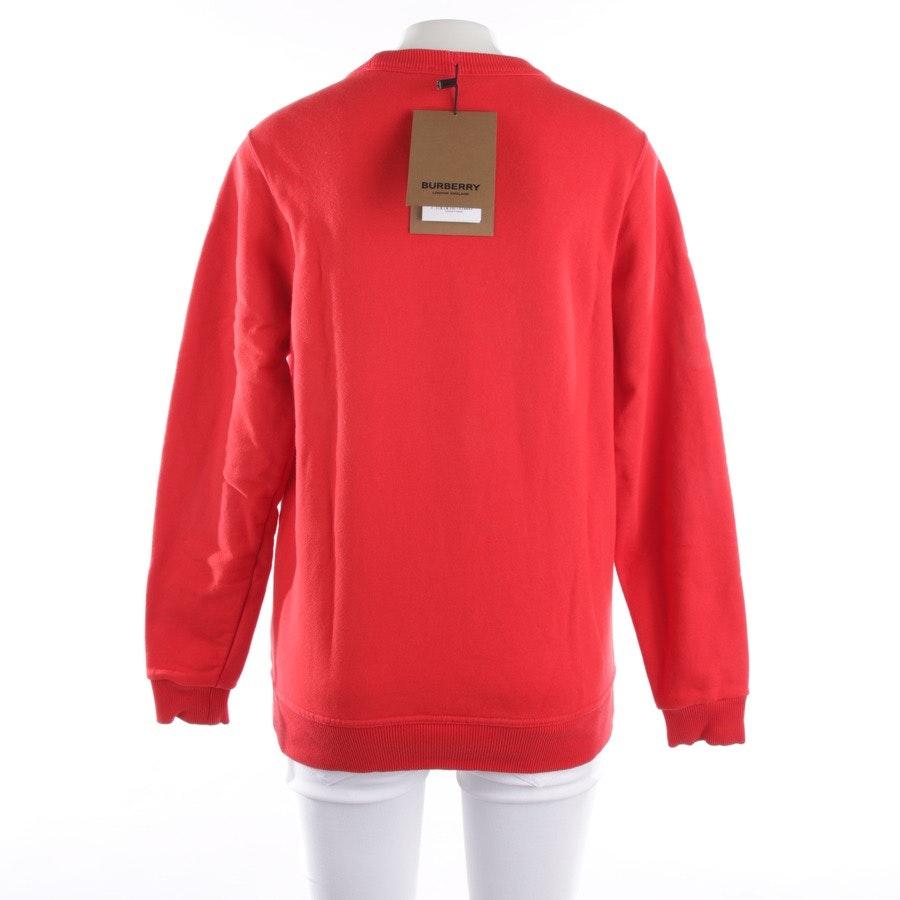 Sweatshirt von Burberry in Rot Gr. S - Neu