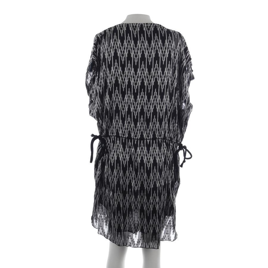 Tunikakleid von Isabel Marant in Schwarz und Weiß Gr. 34 FR 36
