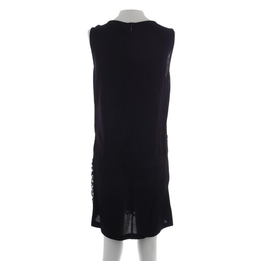 dress from Diane von Furstenberg in black and white size S