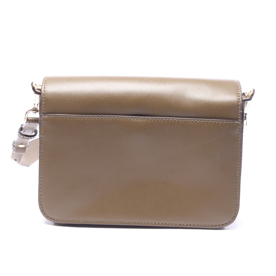 shoulder bag from Michael Kors in green-brown