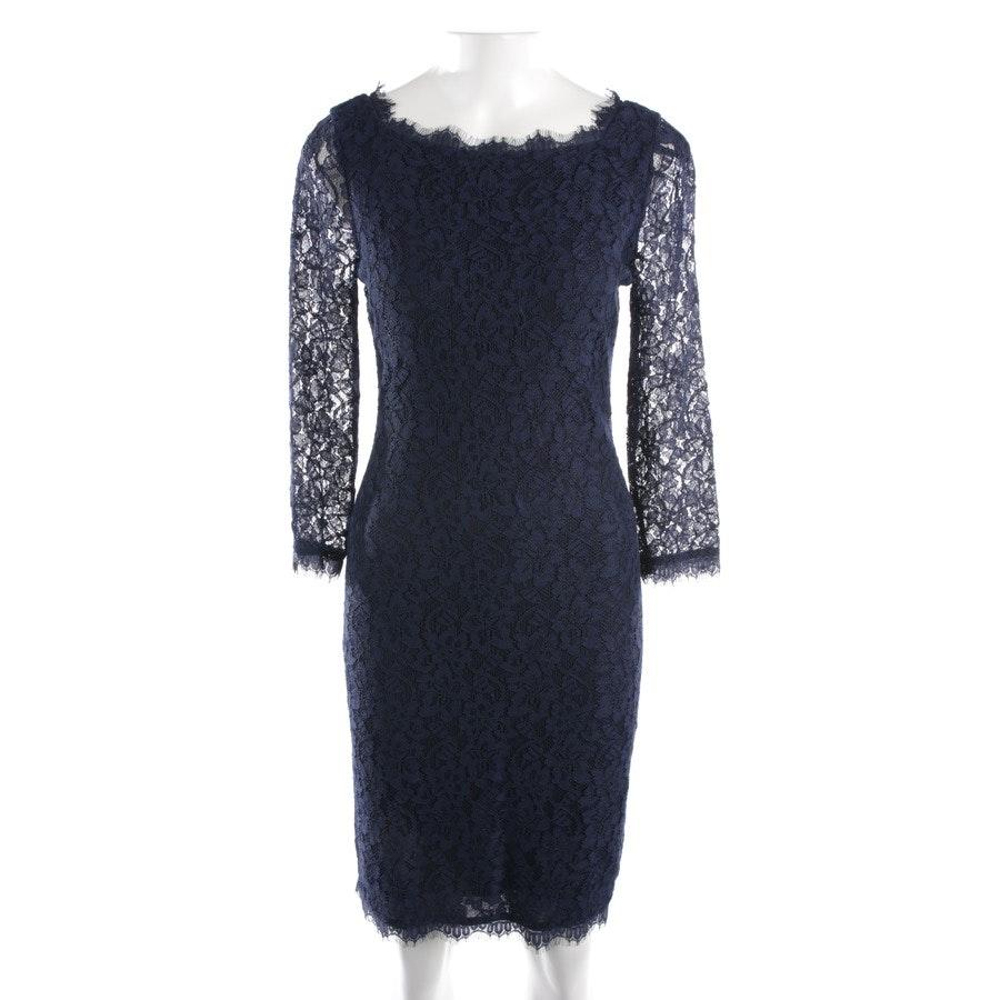 dress from Diane von Furstenberg in dark blue size 34 US 4 - zarita