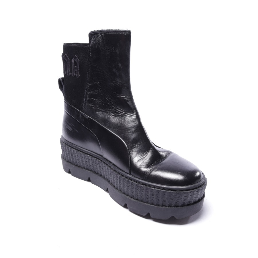 ankle boots from x Fenty Puma in black size EUR 37