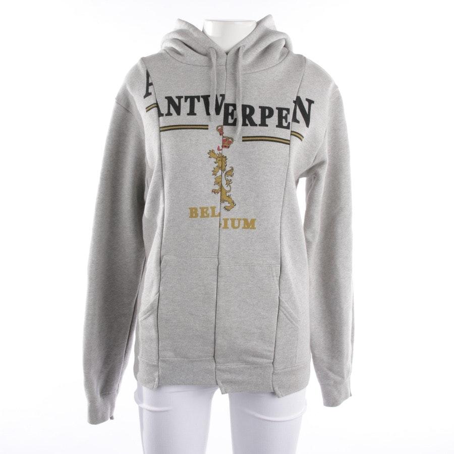 Sweatshirt von Vetements in Grau meliert Gr. S
