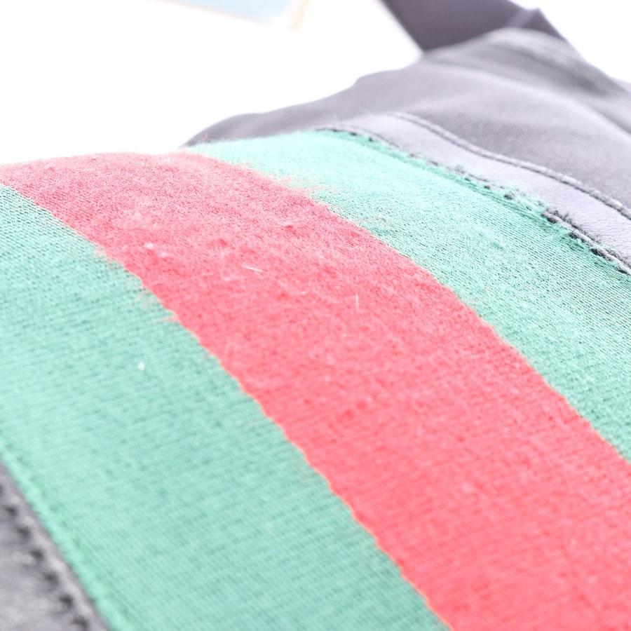 Umhängetasche von Gucci in Schwarz und Mehrfarbig - Web Snow Glam Messenger