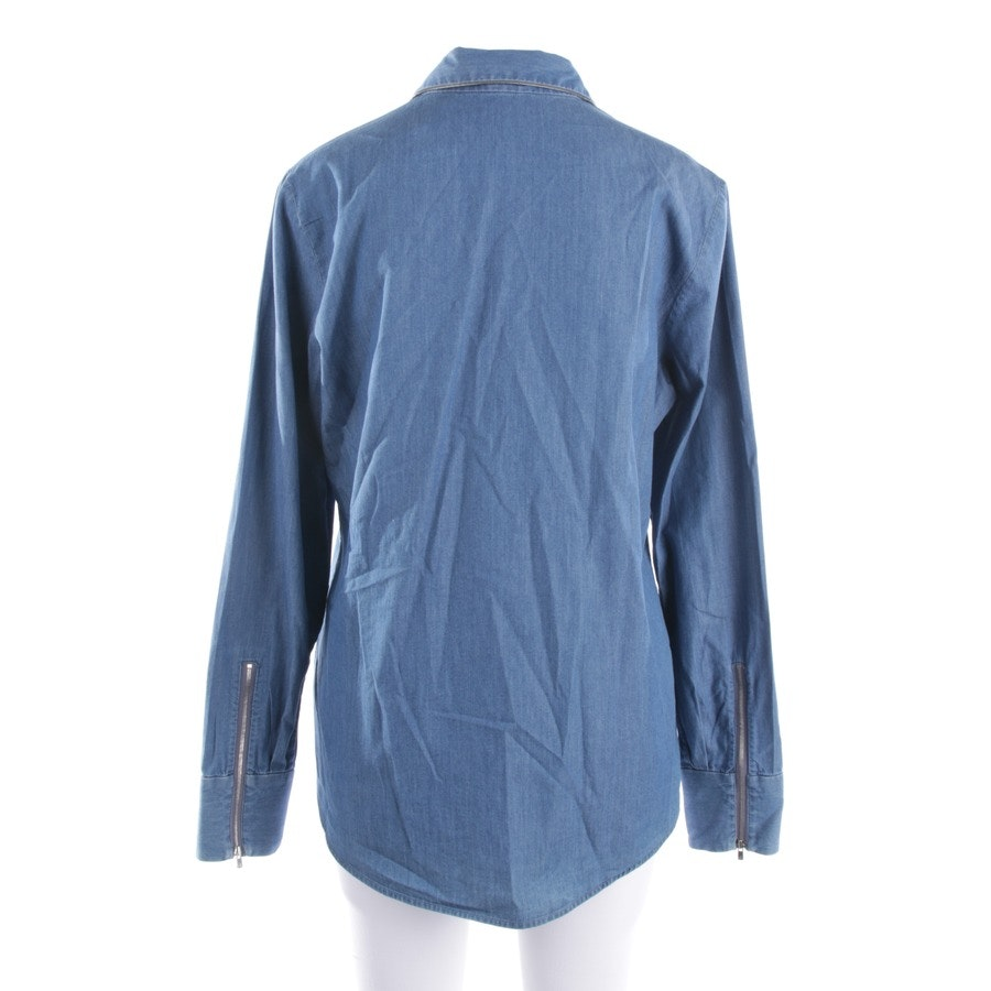 blouses & tunics from Van Laack in blue size 38