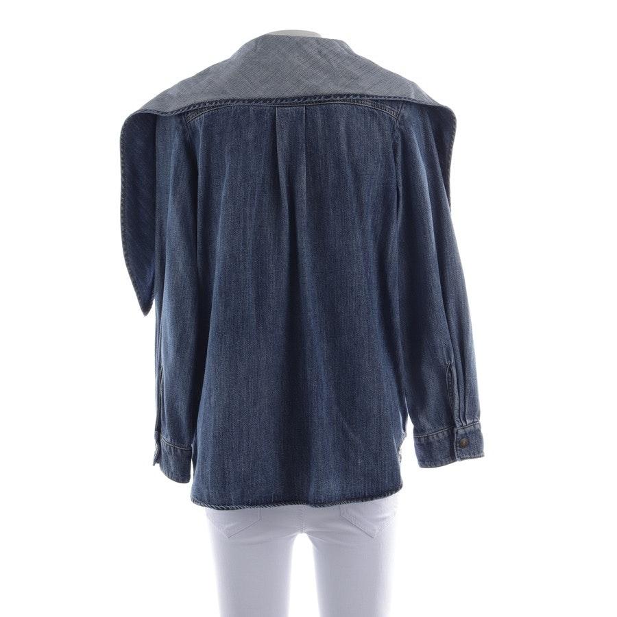 Bluse von Chloé in Blau Gr. 34 FR 36