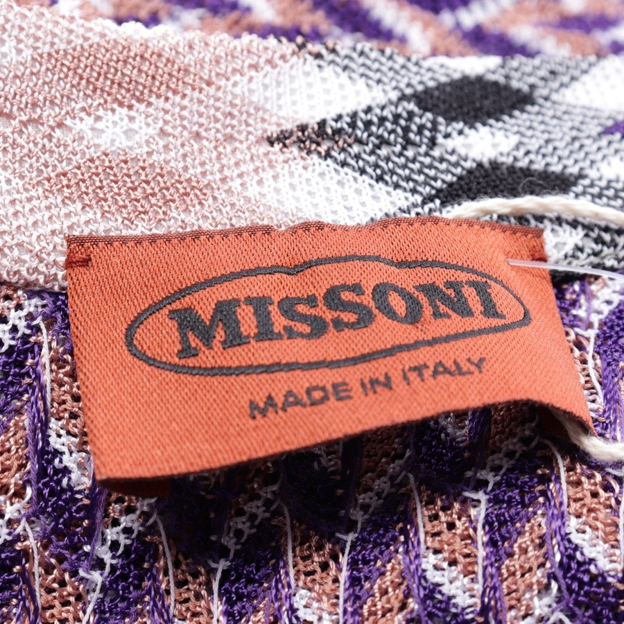 Strickjacke von Missoni in Multicolor Gr. 34 IT 40 - Neu