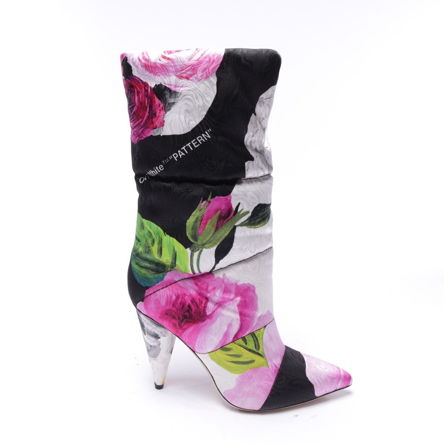 boots from Jimmy Choo x Off White in black and multicolor size EUR 38,5 - new