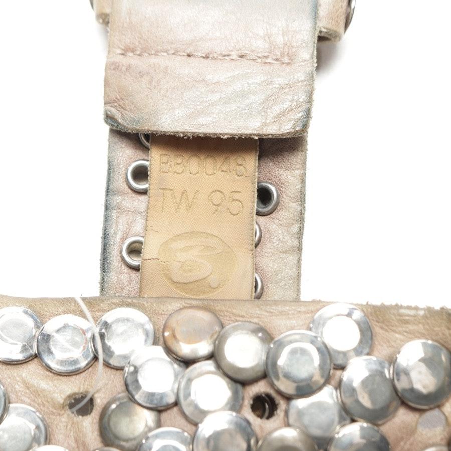 belt from B.belt in beige size 95 cm