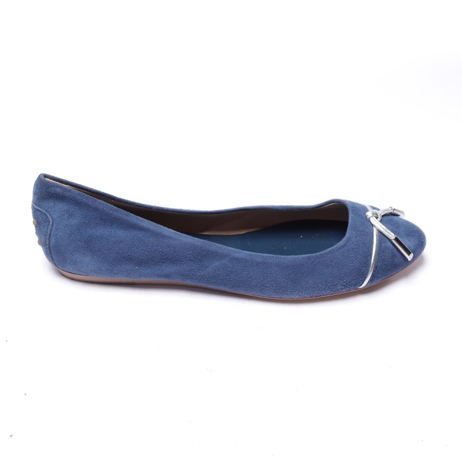 loafers from Tod´s in blue size EUR 38