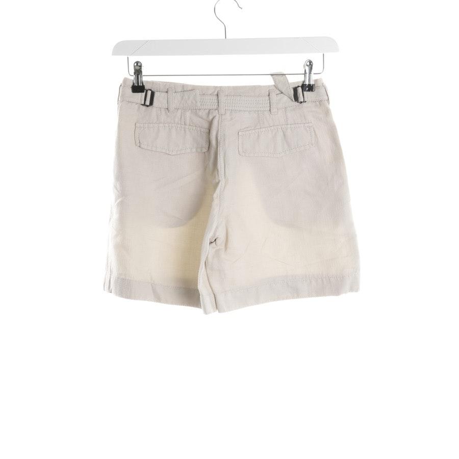 Shorts von Marc Cain in Ecru Gr. 34 N1