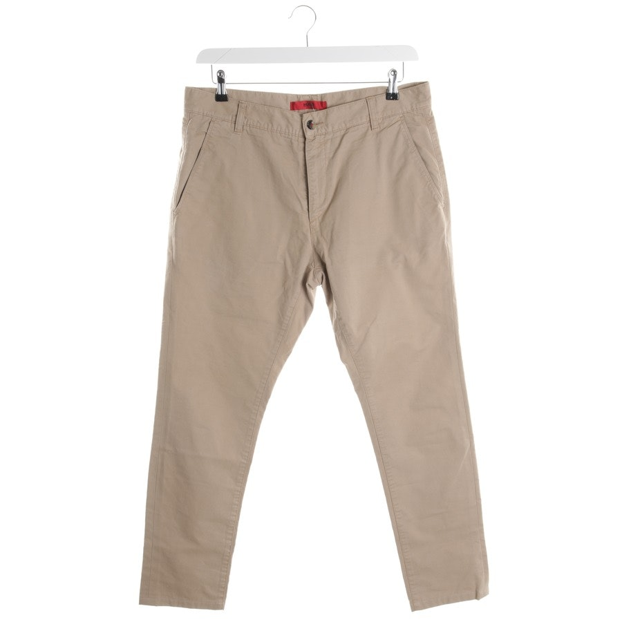 trousers from Hugo Boss Red Label in beige size W33