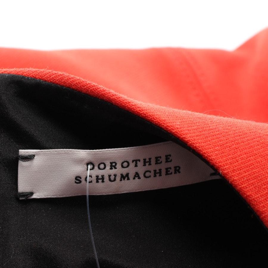 Kleid von Dorothee Schumacher in Rot Gr. 40 / 4