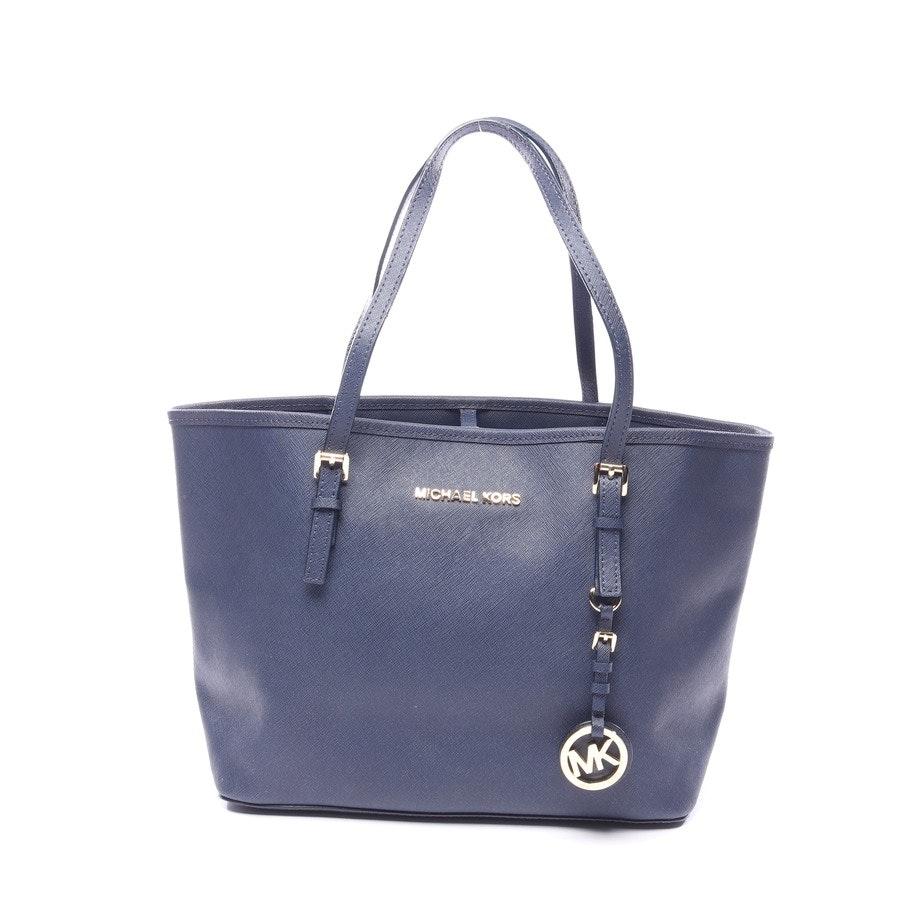 shoulder bag from Michael Kors in dark blue