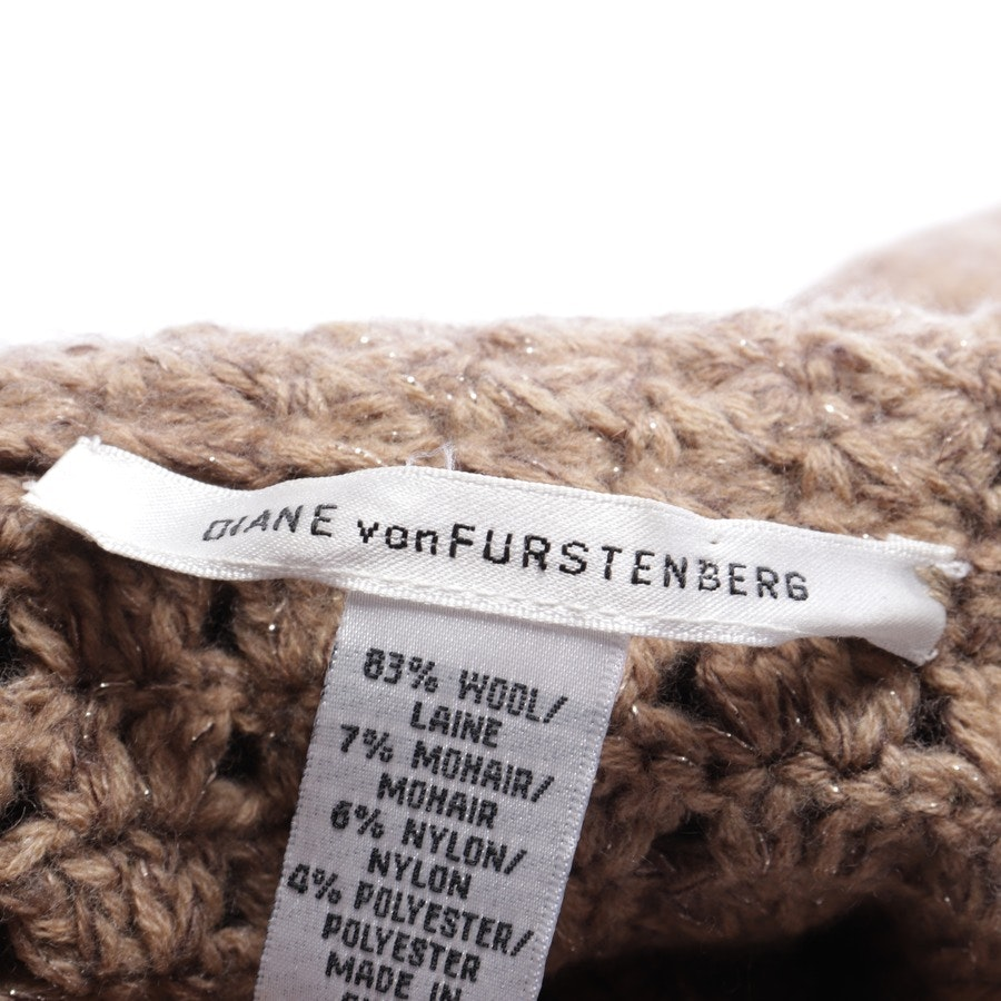 knitwear from Diane von Furstenberg in brown size S