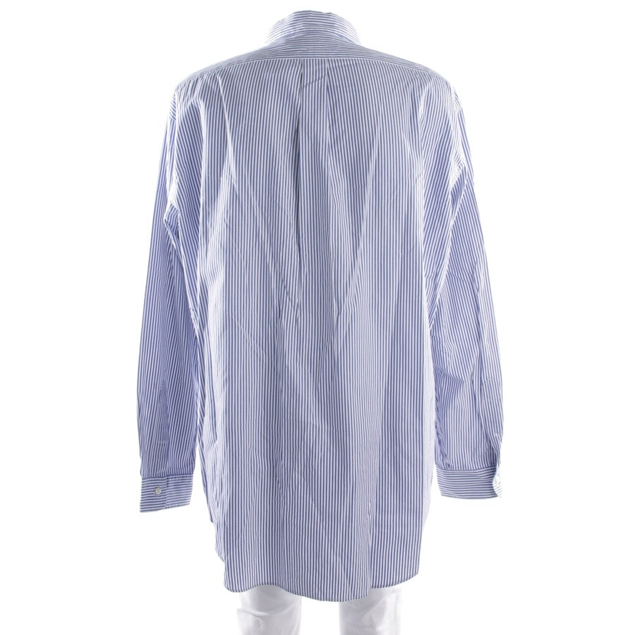 business shirt from Polo Ralph Lauren in blue and white size 35-36