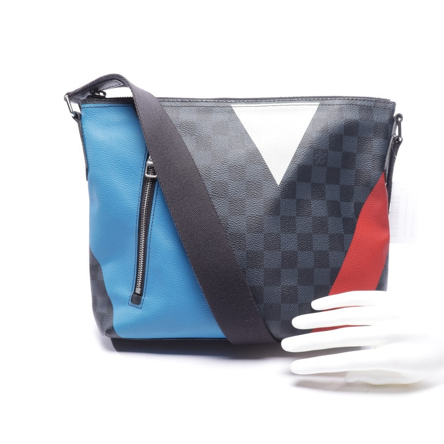 Ledertasche von Louis Vuitton America's Cup in Multicolor - Mick