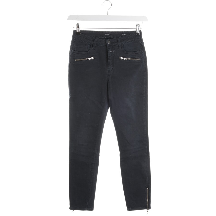 trousers from Closed in dark blue size W27 - aimie