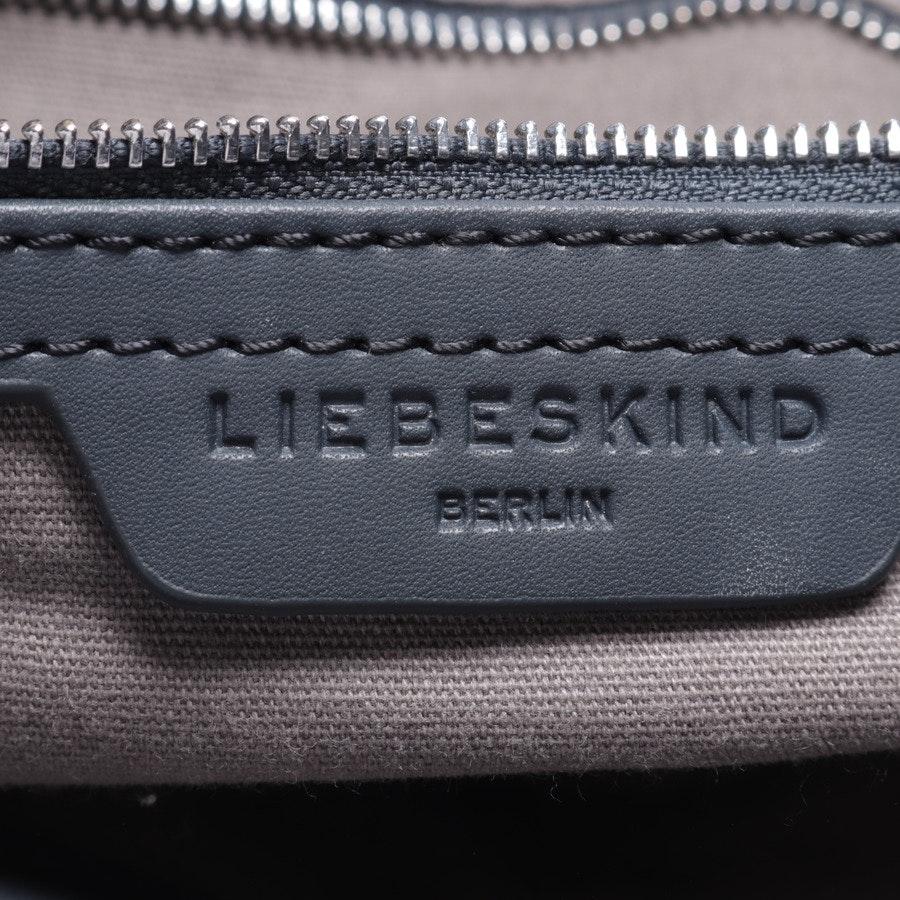 Shopper von Liebeskind Berlin in Grau