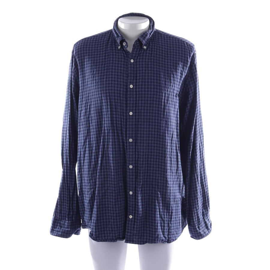 casual shirt from Tommy Hilfiger in blue size 2XL
