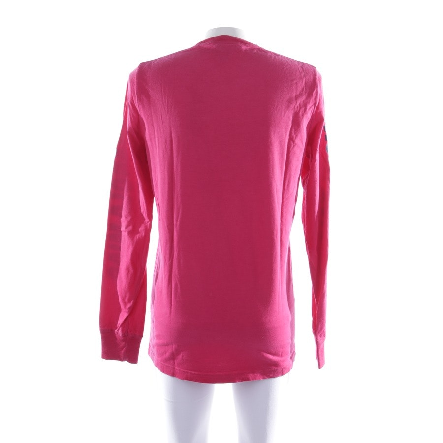 casual shirt from Dsquared in pink and white size M