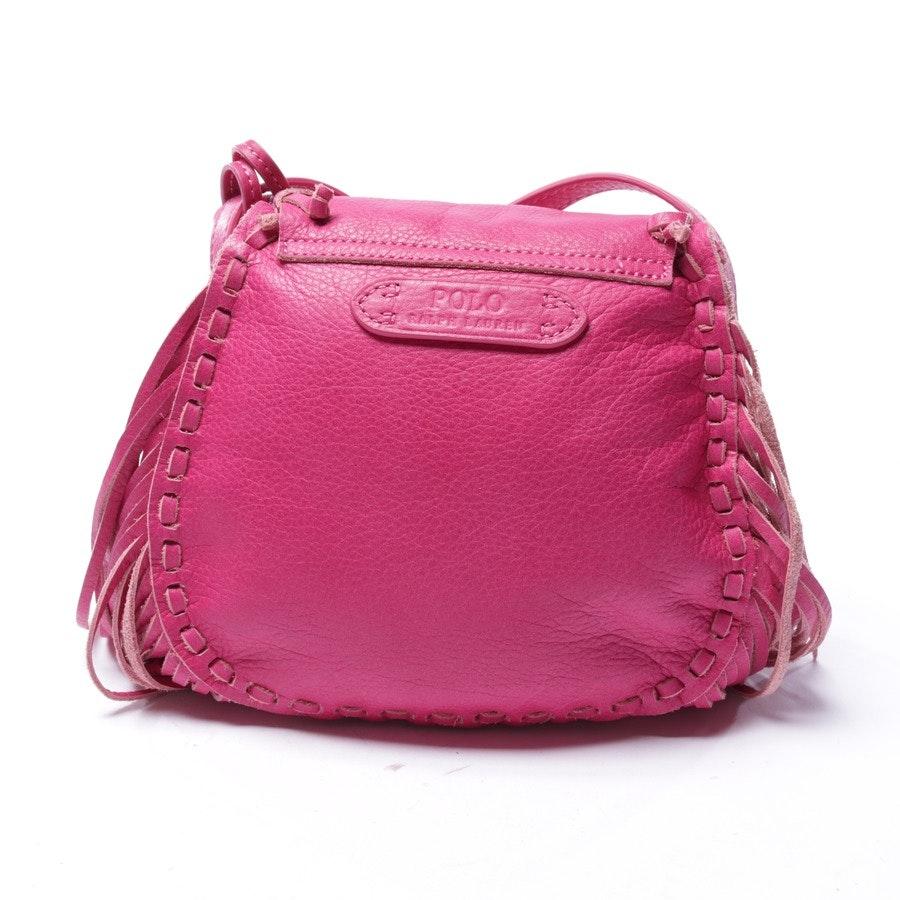 Schultertasche von Polo Ralph Lauren in Pink