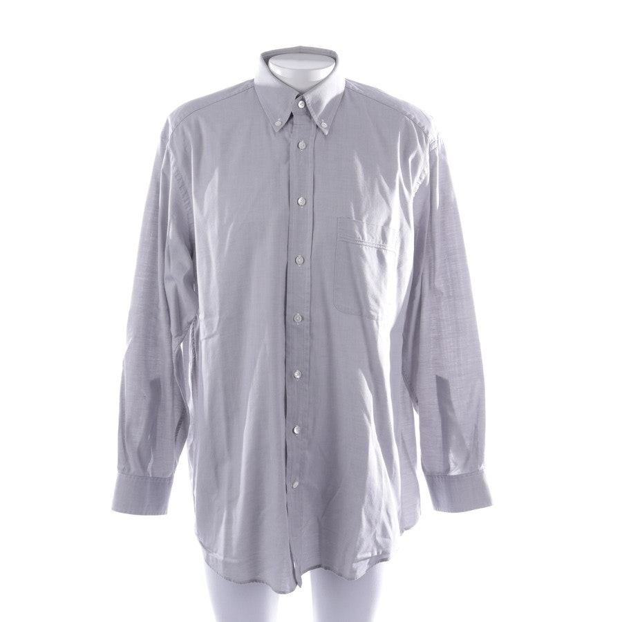 casual shirt from Van Laack in grey size 43-44