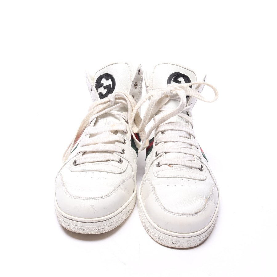 trainers from Gucci in white and green size EUR 41,5